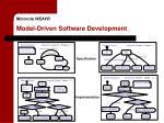 motorola weavr model driven software development7