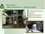 bevezet 2 1984 december 3 bhopal india