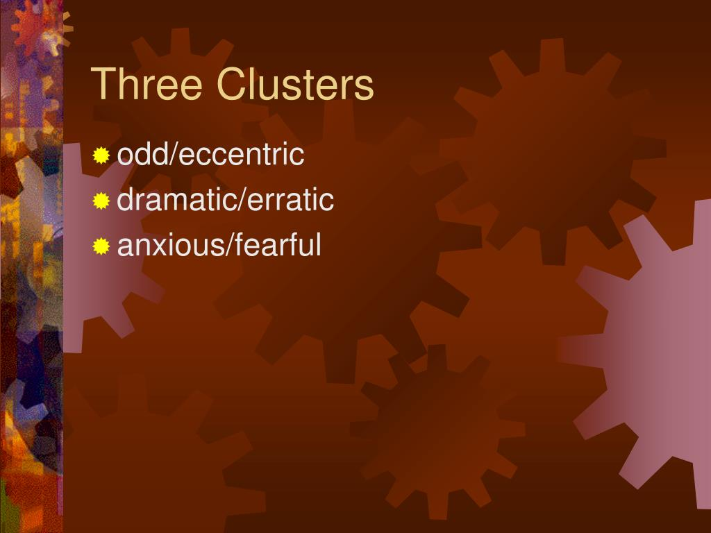 Three Clusters