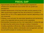 fiscal gap1
