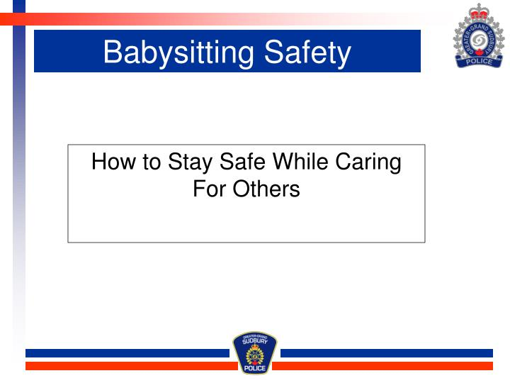 how to stay safe while caring for others n.