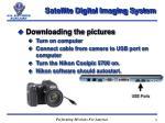 satellite digital imaging system23