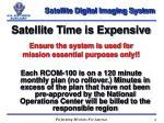 satellite digital imaging system37