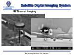 satellite digital imaging system42