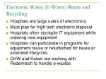 electronic waste e waste reuse and recycling1
