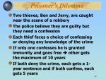 prisoner s dilemma