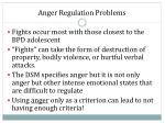 anger regulation problems