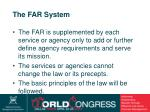 the far system