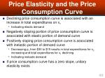 price elasticity and the price consumption curve1
