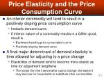 price elasticity and the price consumption curve4