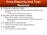 price elasticity and total revenue2