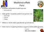 medisinsk effekt furu2
