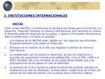 3 instituciones internacionales8