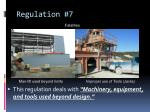regulation 7