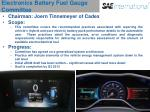 electronics battery fuel gauge committee