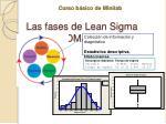 las fases de lean sigma dmaic1