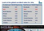 look at the global accident rates for jets