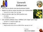 generelt galbanium