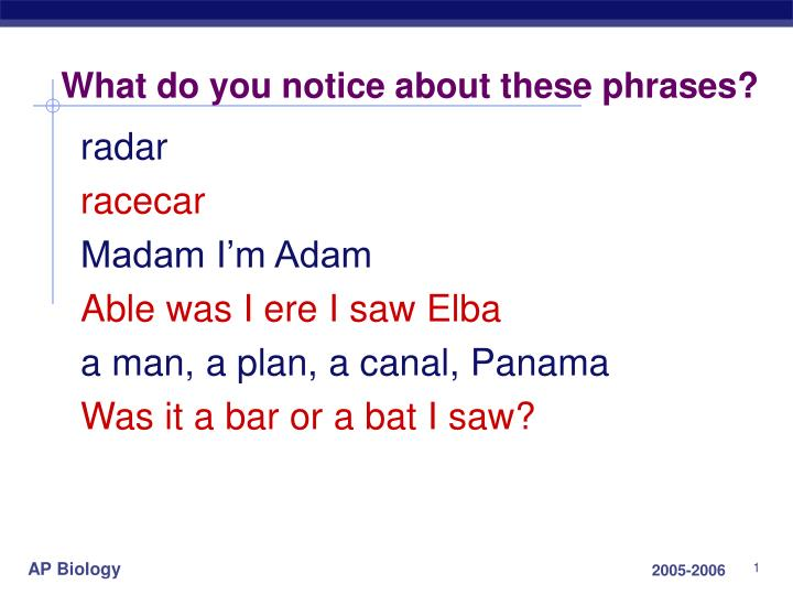 what do you notice about these phrases n.