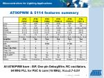 at90pwm 5114 features summary