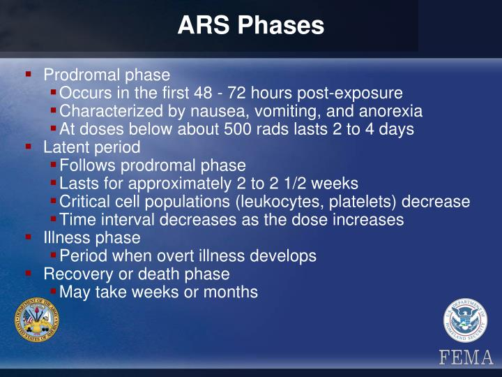 ARS Phases