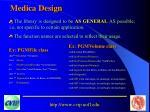 medica design