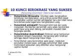 10 kunci birokrasi yang sukses reinventing government osborne dan gaebler2