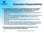 evacuation responsibilities1