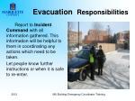 evacuation responsibilities5