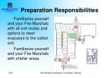 preparation responsibilities3
