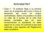 actividad no1