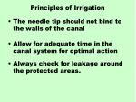 principles of irrigation1