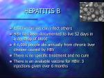 hepatitis b1