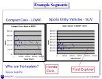 example segments