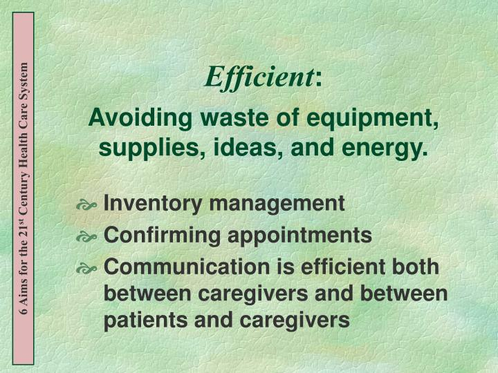 equipped for efficiency improving nursing care Continuing professional development for gps and practice nurses 23  conclusion 26 endnotes 27 2 better equipped, better care improving mental  health training for gps and practice nurses  of efficiencies by 2020, while its  workforce is.
