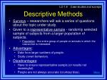 descriptive methods3