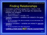 finding relationships1