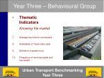year three behavioural group12