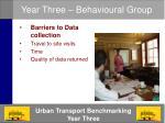 year three behavioural group19