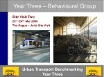 year three behavioural group3