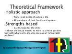 theoretical framework1