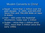 muslim converts to christ1