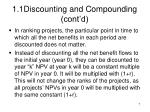 1 1discounting and compounding cont d1