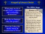 gospel of jesus christ22