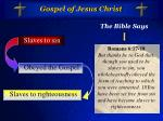 gospel of jesus christ26