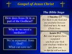 gospel of jesus christ9