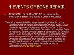 4 events of bone repair3