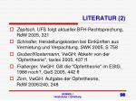 literatur 2