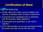 certification of need2