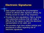 electronic signatures1